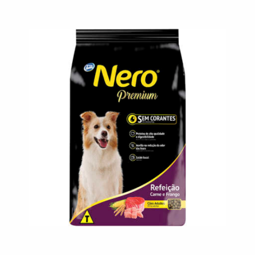 Ração Nero Dog Adulto Refeição Premium 20kg